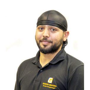 Deep Sethi -  Printing and Finishing Technician