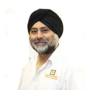 Ken Sethi - CEO