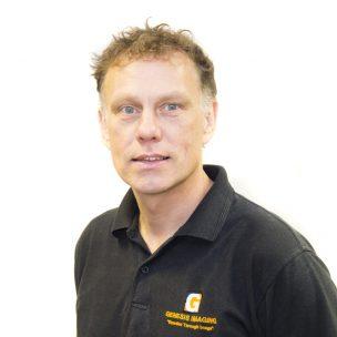 Paul De Ritter - Production Manager