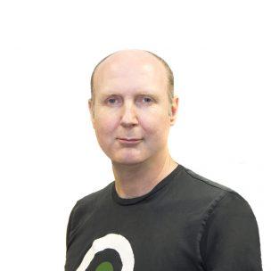 Steve Butler - Print Director