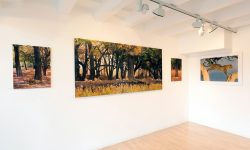 Roger Hooper 'Art in the Wild' at OXO gallery, Oxo Tower Wharf. Image