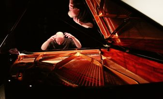 Amy T. Zielinski The Concert Pianist: Movements & Moments - client events - genesis imaging