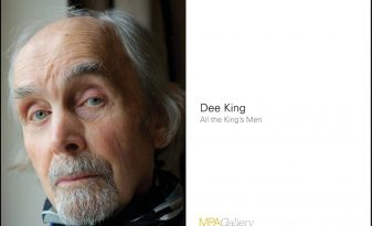 Dee King exhibition - all the kings men - MPA Gallery - Genesis Imaging clients