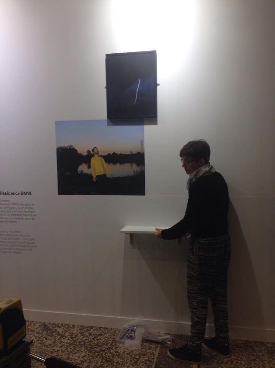 Natasha Caruana - Paris Photo Fair 2014