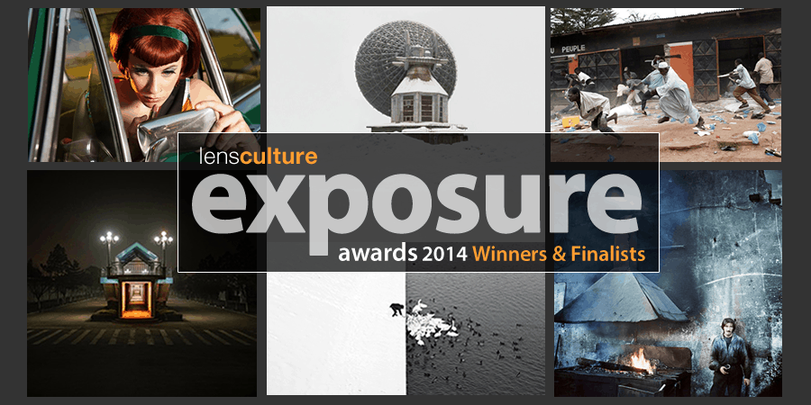 The LensCulture Exposure Awards 2014