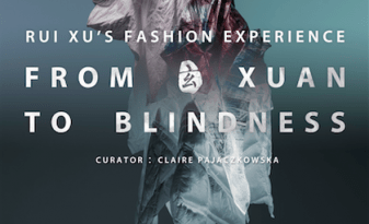 Rui Xu: 'From Xuan to Blindness' at The Royal College of Art, London.