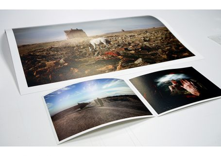 Giclée Fine Art Prints for Diana Markosian's fundraiser to aid three survivors of the Armenian genocide.