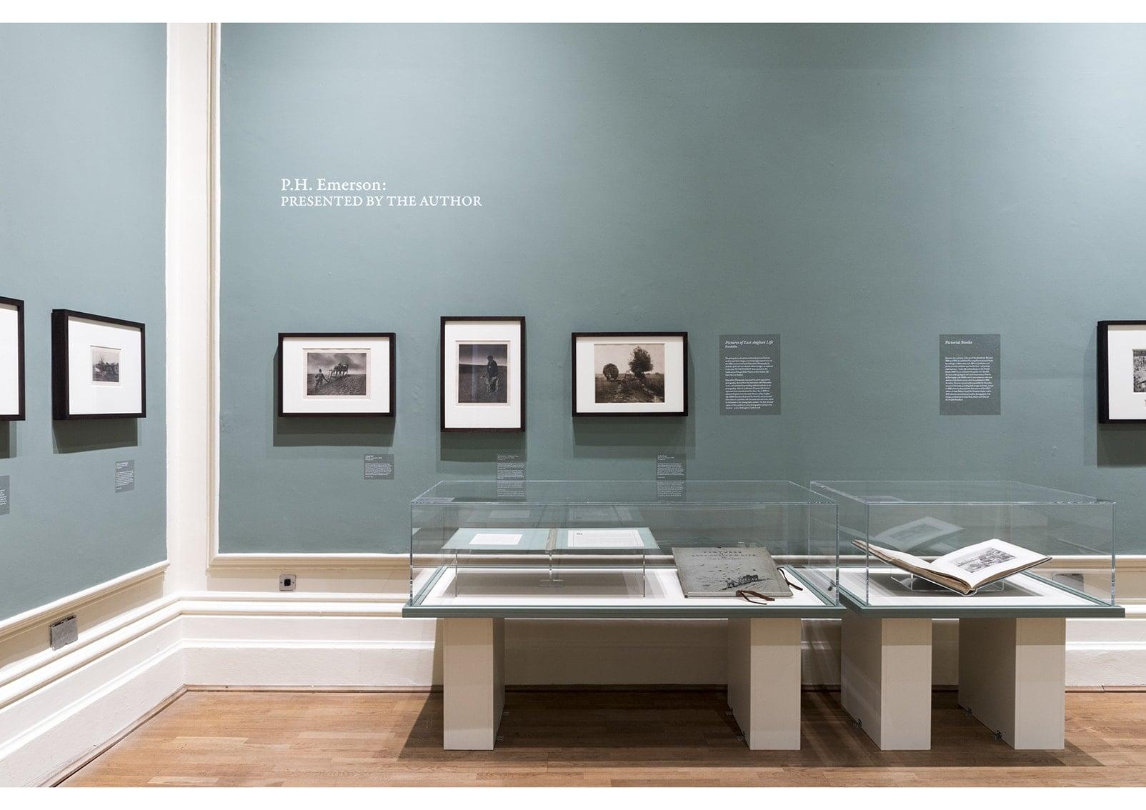 P. H Emerson at Nottingham Castle Museum & Art Gallery | John Hartley