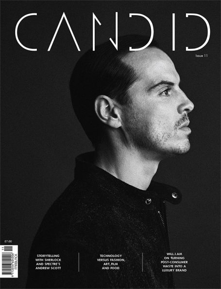 Candid Magazine - Issue 11, featuring Genesis Imaging's ChromaLuxe Fine Art Printing service.