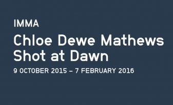 Chloe Dewe Mathews at The Irish Museum of Modern Art. 9th October 2015 until 7th February 2016.