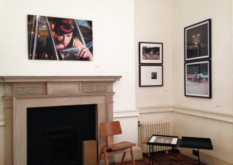 The LensCulture Exposure Awards 2014 at Somerset House during Photo London 2015.
