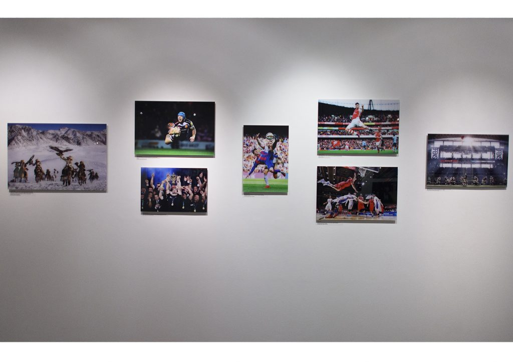 Getty Images 'A Year in Focus' at Getty Images Gallery. London. Image courtesy of Getty Images.