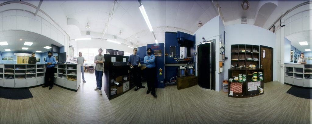 Genesis Laboratory Ltd, circa 1997/1998