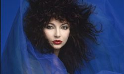 Kate Bush © Clive Arrowsmith