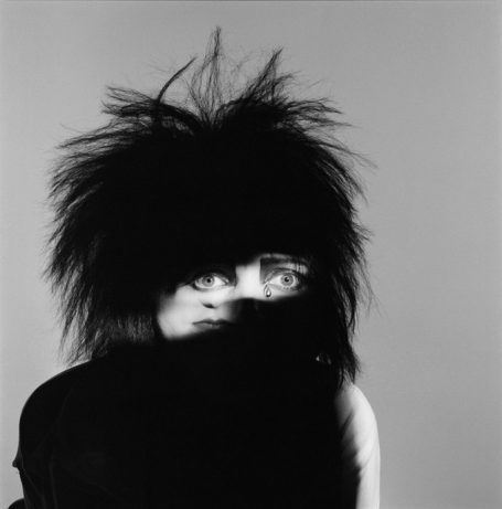 Siouxsie And The Banshees 'Dazzle' by Brian Griffin