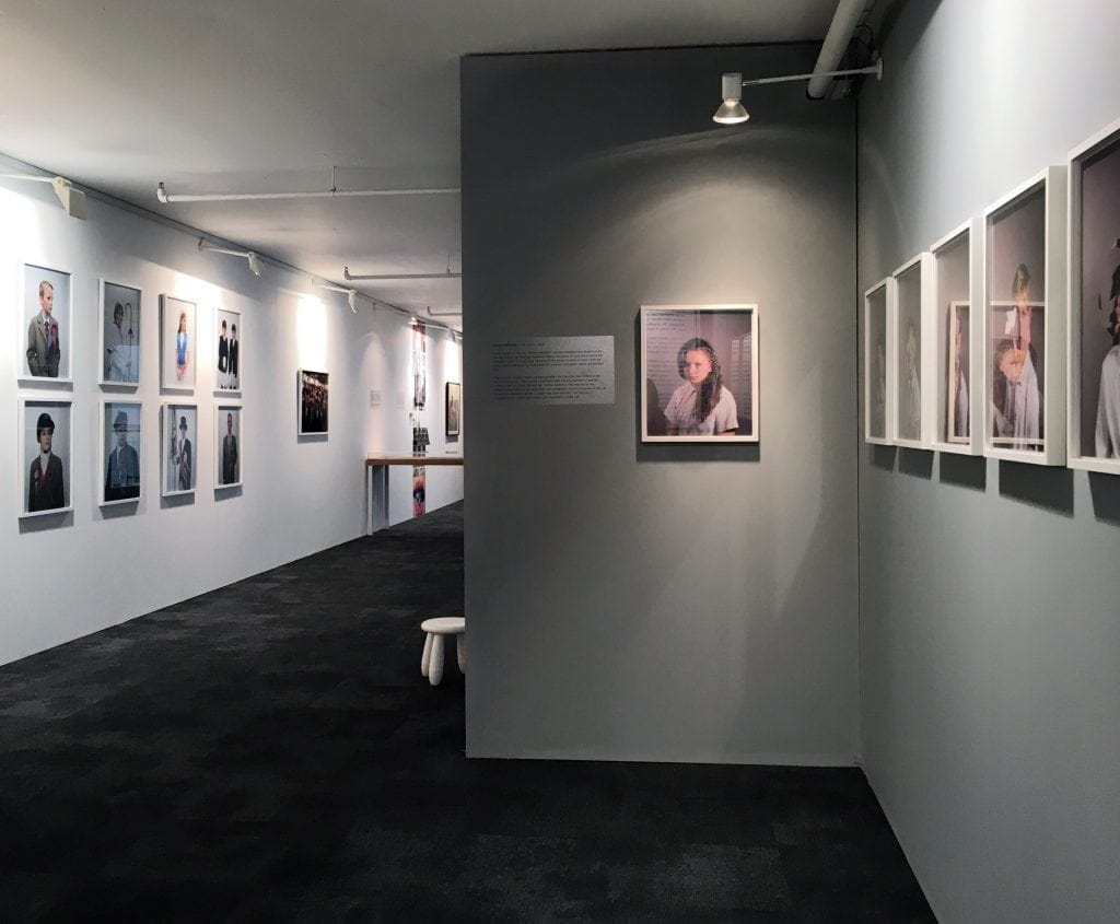 London Art Fair 2017, Photo50 Exhibition Installation Shot