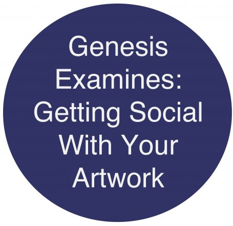 Genesis Examines Social Media for Emerging Artists