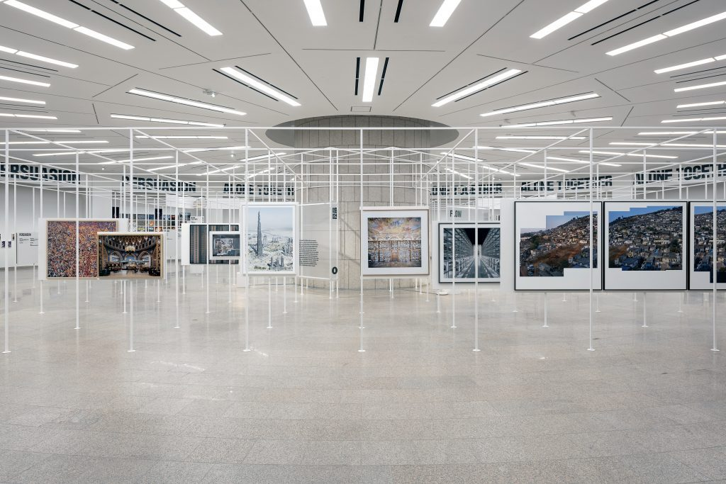 Installation of 'Civilization: The Way We Live Now' at The National Museum of Modern and Contemporary Art, Seoul, Korea
