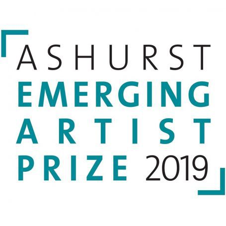 Ashurst Emerging Art Prize Logo