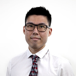 Jacky Lam - Finance Manager