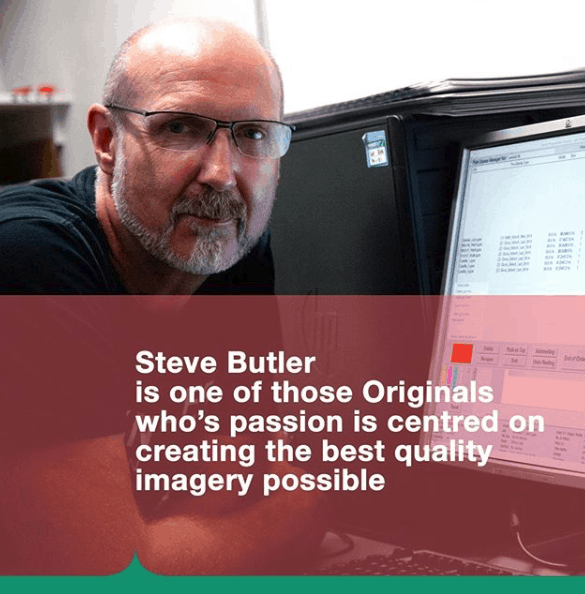 Steve Butler, Hero of the Lab