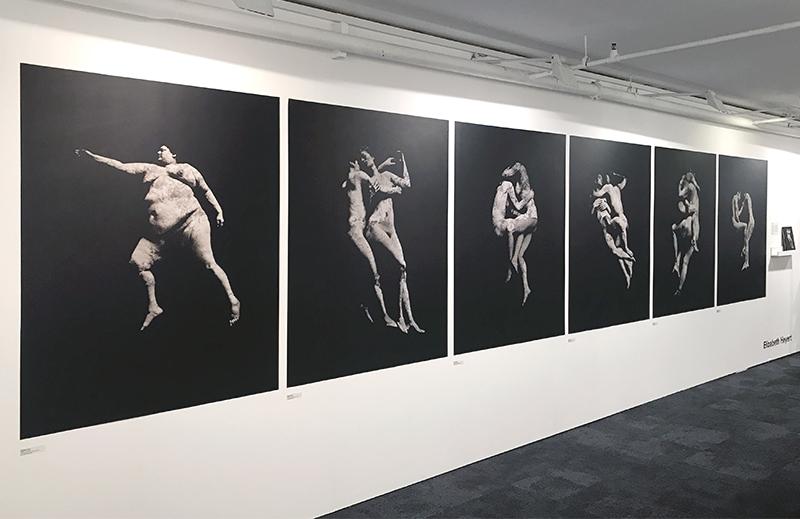 Elizabeth Heyert, London Art Fair 2020