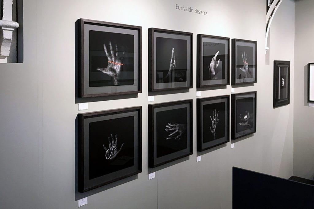 Eurivaldo Bezerra, London Art Fair 2020